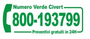 numero verde civert