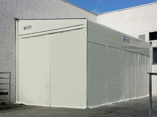 magazzini mobili laterali