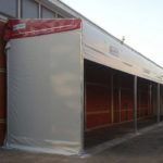 coperture per tettoie pvc campania