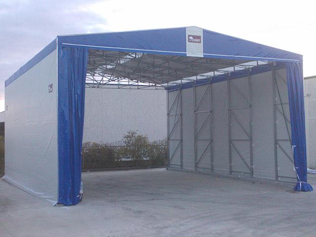 Tunnel mobili usati coperture industriali e capannoni di seconda mano - Mobili usati belluno ...