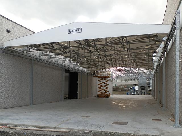 tunnel mobili di collegamento